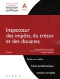 Guy Siat - Inspecteur des impôts, du trésor et des douanes.