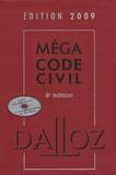 Xavier Henry - Méga Code civil 2009. 1 Cédérom