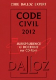 François Jacob - Code civil 2012. 1 Cédérom