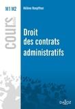 Hélène Hoepffner - Droit des contrats administratifs.
