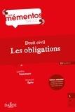 Laetitia Tranchant et Vincent Égéa - Droit civil. Les obligations.