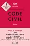 Pascale Guiomard et Georges Wiederkehr - Code civil - Avec 1 supplément réforme du droit des contrats.