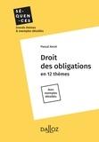 Pascal Ancel - Droit des obligations  . En 12 thèmes.