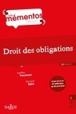 Laetitia Tranchant et Vincent Egéa - Droit civil. Les obligations.