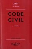 Guy Venandet et Pascal Ancel - Code civil annoté.