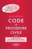 Pierre Callé et Géraldine Maugain - Code de procédure civile - Annoté.