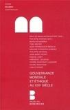 Eric de Moulins-Beaufort et Philippe Poirier - Gouvernance mondiale et éthique au XXIe siècle.