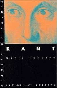 Denis Thouard - Kant.