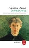 Alphonse Daudet - Le petit chose - Histoire d'un enfant.