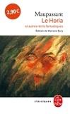 Guy de Maupassant - Le Horla - Et autres récits fantastiques.