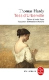 Thomas Hardy - Tess d'Urberville - Une femme pure.