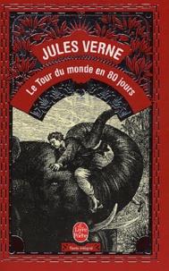 Jules Verne - Le tour du monde en quatre-vingts jours.