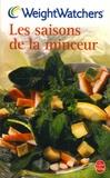 Weight Watchers - Les saisons de la minceur - 250 recettes et des menus.