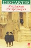 René Descartes - MEDITATIONS METAPHYSIQUES. - Méditations de philosophie première : meditationes de prima philosophia, français et latin.
