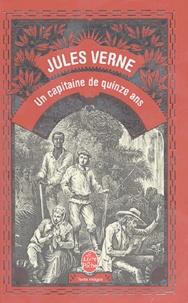 Jules Verne - Un capitaine de quinze ans.