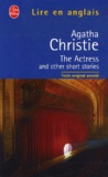 Agatha Christie - The Actress and Other Short Stories.