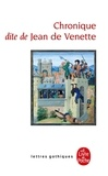 Jean de Venette - Chronique dite de Jean de Venette.