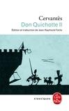 Miguel de Cervantès - Don Quichotte - Tome 2.