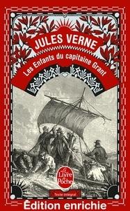 Jules Verne - Les Enfants du Capitaine Grant (en 1 volume).