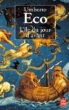 Umberto Eco - L'île du jour d'avant.