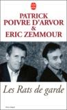 Eric Zemmour et Patrick Poivre d'Arvor - .