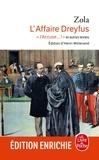 """Émile Zola - L'Affaire Dreyfus - """"J'accuse !"""" et autres textes."""