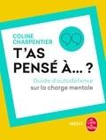 Coline Charpentier - T'as pensé à ?.