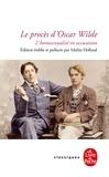 Merlin Holland - Le Procès d'Oscar Wilde.