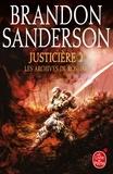Justicière, Volume 2 (Les Archives de Roshar, Tome 3).