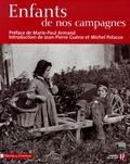 Marie-Paul Armand et Jean-Pierre Guéno - Enfants de nos campagnes.