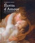 Dominique Marny - Ecrits d'amour - Des troubadours à Patti Smith.