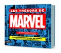Thomas Roy et Peter Sanderson - Les trésors de Marvel - Avec fac-similés.