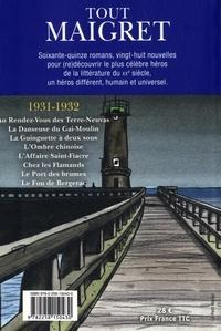 Tout Maigret Tome 2 1931-1932