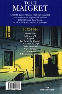 Tout Maigret Tome 3 1932-1944