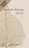 Collectif - Rentrée littéraire Presses de la Cité 2018 extraits.