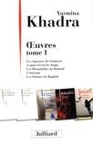 Yasmina Khadra - Oeuvres - Tome 1.