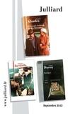Yasmina Khadra et Lionel Duroy - Rentrée littéraire 2013 Julliard - Extraits gratuits.