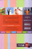 Solar - Dossier familial - Planifier, noter, classer, s'informer.