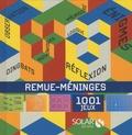 Stéphanie Bouvet - Remue-Méninges - 1001 jeux.