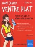 France Carp - Mon cahier ventre plat - Avec 12 cartes power motivation.