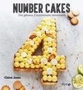 Chloé Josso - Number cakes - Des gâteaux d'anniversaire renversants.