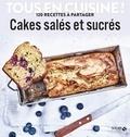 Solar - Cakes salés et sucrés - 120 recettes à partager.