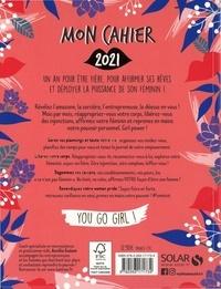 Mon cahier 2021 Boostez votre girl power !