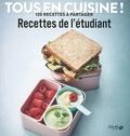 Didier Férat - Recettes de l'étudiant - 120 recettes à partager.