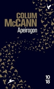 Colum McCann - Apeirogon.