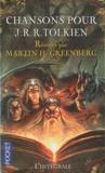 Martin Greenberg - Chansons pour J.R.R Tolkien.
