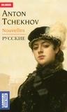 Anton Tchekhov et Catherine Emery - Nouvelles d'Anton Tchekhov - Edition bilingue français-russe.