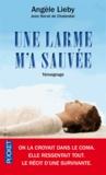 Angèle Lieby - Une larme m'a sauvée.