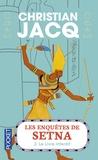 Christian Jacq - Les enquêtes de Setna Tome 2 : Le Livre interdit.