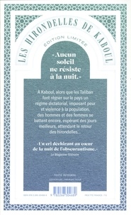 Les Hirondelles de Kaboul  Edition collector